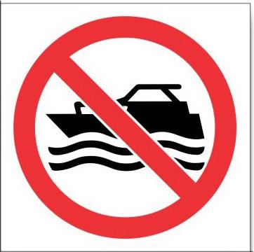 No Boats - No Marine Tanks